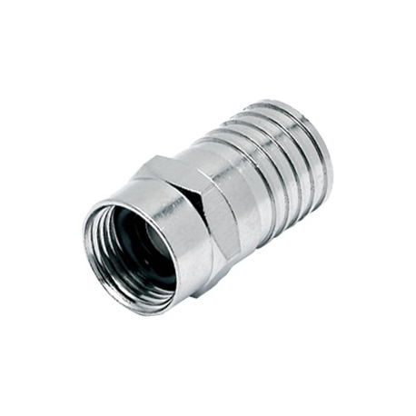 F-Type RG59 Male Crimp Connector
