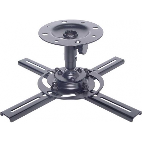 Projector Bracket Black Ceiling Mount