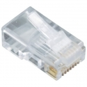 RJ45 Modular Connector Cat5e Solid
