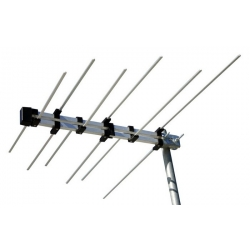 Log Periodic Digital TV Antenna Channel 6 -12 VHF