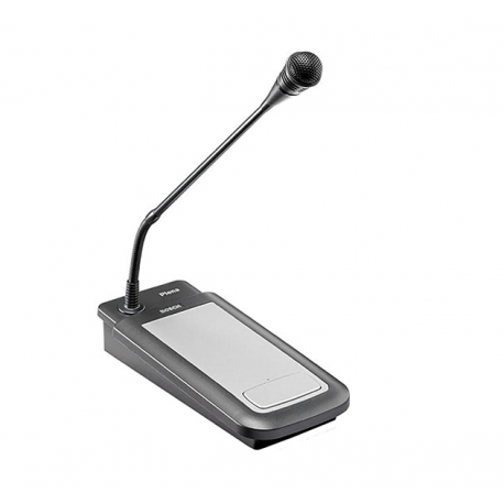 PLENA E-DESK MICROPHONE GOOSENECK - ALL CALL