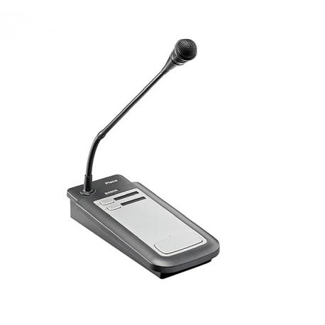 Bosch Plena E-Desk Mic Gooseneck - 2 Zone