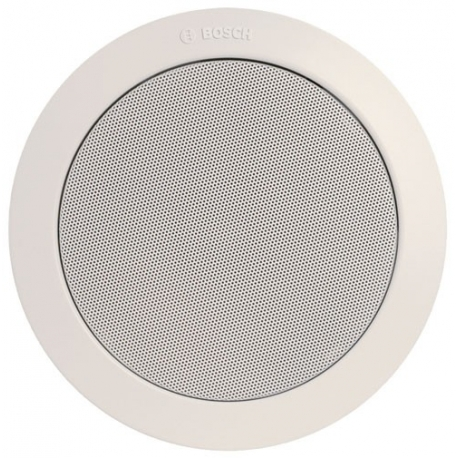 "SPRING MOUNT VOICE ALARM CEILING SPEAKER 6"" DUAL CONE 6 W 100V EACH"