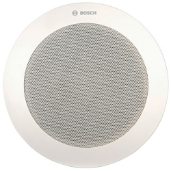 Bosch 6 Watt 6 Inch Recessed Ceiling Speaker
