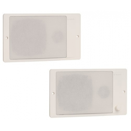 Panel Speaker Flush or Surface Mounting, 6W 100V (Each)