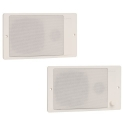 Bosch 6W Panel Speaker with Volume Control Flush / Surface Mounting 100v (each)