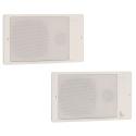 Panel Speaker Flush or Surface Mounting, 6W 100V (Each)