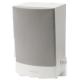 LB1-CW06-L 6 W Corner Cabinet Speaker White