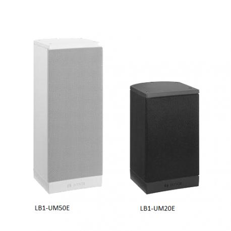 LB1-UM50E 50W Aluminium Cabinet Loudspeaker, IP65 (Each)