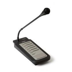 Microphone 6 Zone Call Station Bosch
