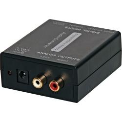 Convertor Digital Audio To Stereo Analogue