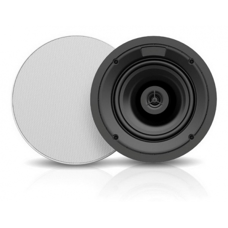 "MTX Musica 6.5"" 2 Way In Ceiling Recessed Speakers Pair"