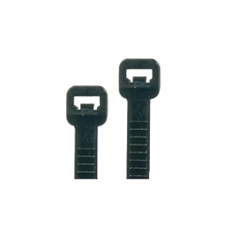 Cable Ties 250mm Black 100pk