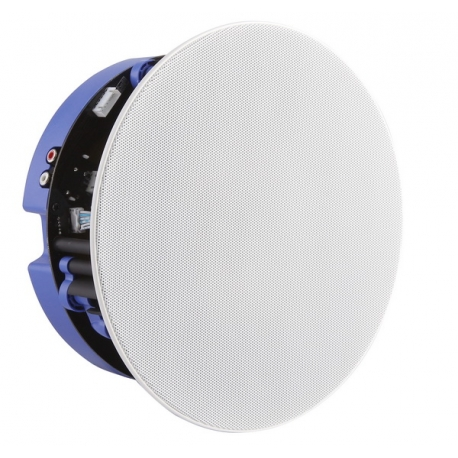 "Digital Life 6.5"" Bluetooth In Ceiling Speakers Pair With RCA Input"