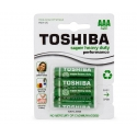 Toshiba AAA Battery 4 Pack Super Heavy Duty