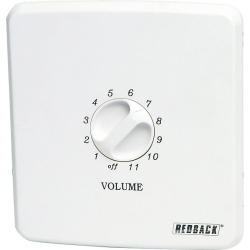 Volume Control 100W 100V Line with Relay