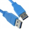USB 3.0 Cable Type A Male to Type A Male 1m