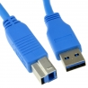 USB 3.0 Cable Type A Male to Type B Male 2m