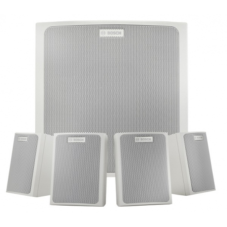 Bosch Wall Mount Compact Sound Speaker System