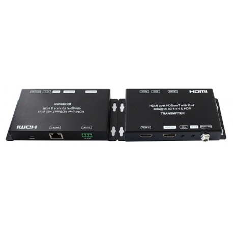 HDMI HDBaseT over Cat5e/6 with IR RS232 POC HDCP 2.2