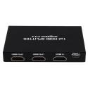 HDMI 4K 2 Way Splitter UHD HDR