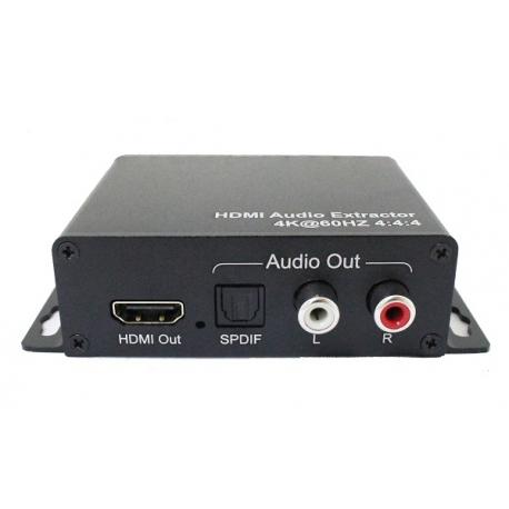 4k Hdmi Audio Extractor
