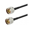 1m Low Loss L195 N Type Male To N Type Male Cable