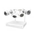 EZVIZ 1080p WIFI Camera System 4 Channel Inc 4 Cameras NVR 1TB