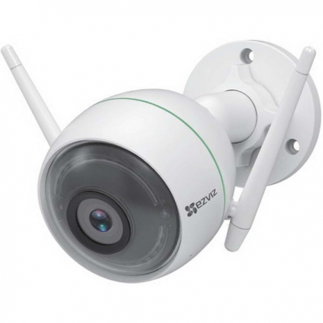 EZVIZ C3W 1080p Smart WIFI Outdoor Camera Siren/Strobe