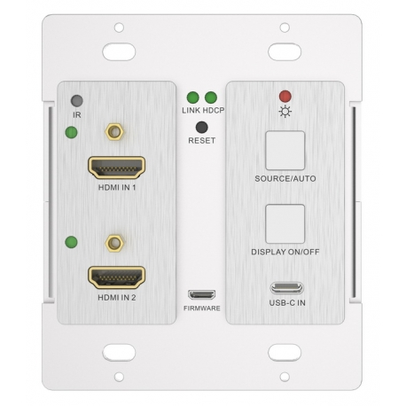 HDMI USB-C 4K HDBASET WALL EXTENDER KIT_TRANSMITTER