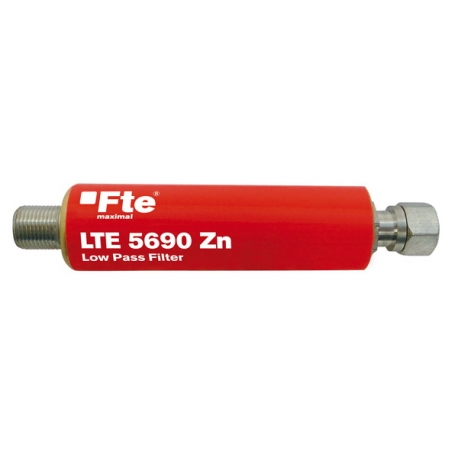 LTE Filter  55dB Band Pass 5-694mhz F Type