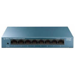 Tp-link 8 Port Switch Gigabit Metal Case