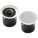"Bosch 8"" 30W Premium‑Sound EVAC In-Ceiling Speaker (2pcs)"