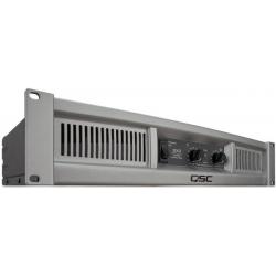 QSC GX3 Power Amplifier 2 Channels 425 Watts