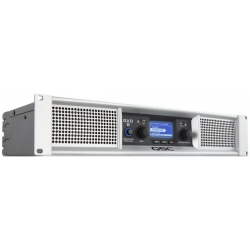 QSC GXD8 Professional Power Amplifier 2 Channels 1200 Watts with DSP
