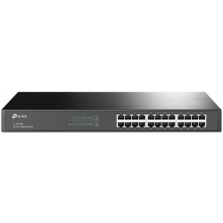TP-LINK 24 Port Rackmount Ethernet Switch Steel Case