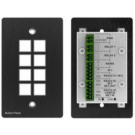 Programmable Wall Control Panel|WPHD
