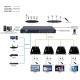 HDBTM44 4x4 HDMI 2.0 HDBaseT Matrix Switcher