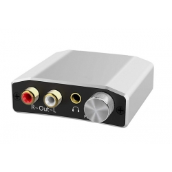 Convertor Digital Audio To Stereo Analogue