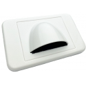 Wall Plate Small Bullnose