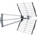 TV Antenna 35 Element UHF Tri Beam