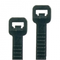 Cable Ties 200mm Black 100pk