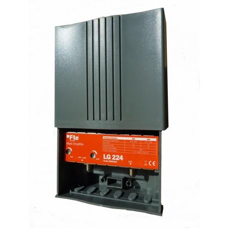 BIII-UHF 22dB Low Gain Masthead TV Amplifier