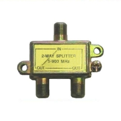 2 Way TV Splitter