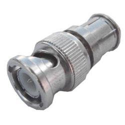 BNC Male to PAL Female Adapter