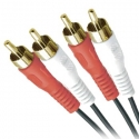 RCA Audio Lead 1.5m