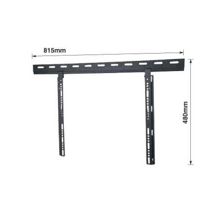 "TV Bracket up to 85""Screen Super Slim 80kg 800 x 400 VESA"