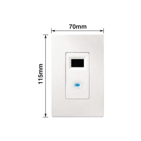 IR Wall Plate Receiver
