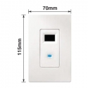 Wall Plate IR Receiver