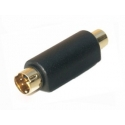 S-Video to Composite RCA Adaptor